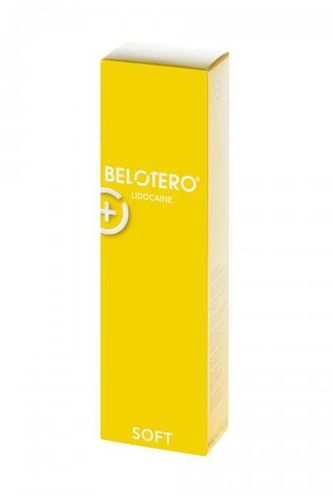 Belotero Soft Lidocaine 1x1 ml